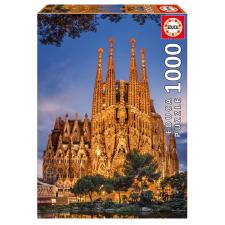 Educa A Sagrada Família puzzle, 1000 darabos puzzle, kirakós