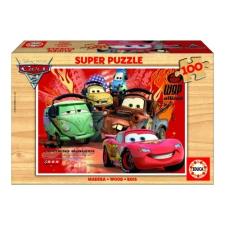 Educa Disney Verdák 2 fa puzzle, 100 darabos puzzle, kirakós