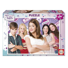 Educa Disney Violetta puzzle, 300 darabos puzzle, kirakós