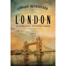 Edward Rutherfurd London idegen nyelvű könyv
