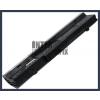 Eee PC 1001P 4400 mAh 6 cella fekete notebook/laptop akku/akkumulátor utángyártott