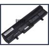 Eee PC 1001PQD 6600 mAh 9 cella fekete notebook/laptop akku/akkumulátor utángyártott