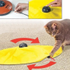 Egérfogócska interaktív macska játék