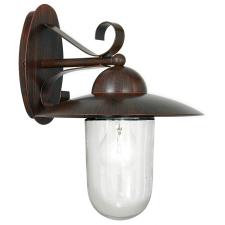 EGLO 83589 MILTON kültéri fali lámpa, antik barna színben, MAX 1X60W teljesítménnyel, E27-es foglalattal, IP44 védettséggel ( EGLO 83589 ) kültéri világítás