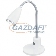 EGLO 92872 LED Aszt GU10 3W feh/kr 32cm Fox világítás