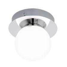 EGLO 94626 MOSIANO IP44 LED fali-mennyezeti lámpa ( beltéri ), króm színben, MAX 1X3,3W teljesítménnyel, LED fényforrással , 3000K színhőmérséklettel, IP44 védettséggel ( EGLO 94626 ) világítás