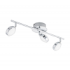 EGLO 95631 - LED Spotlámpa SALTO 3xLED/5,4W/230V