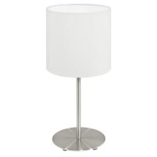 EGLO 95725 PASTERI beltéri asztali lámpa, matt nikkel színben, MAX 1X40W teljesítménnyel, E14 foglalattal, zsinórkapcsolóval, IP20 védettséggel ( EGLO 95725 ) világítás