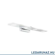 EGLO 96938 CABUS Króm LED fali lámpa, 58x4,5 cm, 4x5,4W, 3000K melegfehér, 1800 lm világítás