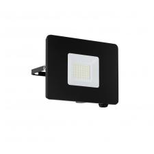 EGLO 97457 FAEDO 3 kültéri fali LED reflektor, fekete színben, MAX 30W teljesítménnyel, LED fényforrással, 5000K színhőmérséklettel, kapcsoló nélkül, IP65 védettséggel ( EGLO 97457 ) kültéri világítás
