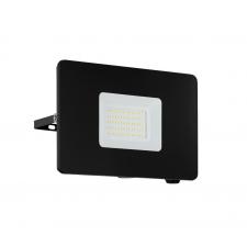 EGLO 97458 FAEDO 3 kültéri fali LED reflektor, fekete színben, MAX 50W teljesítménnyel, LED fényforrással, 5000K színhőmérséklettel, kapcsoló nélkül, IP65 védettséggel ( EGLO 97458 ) kültéri világítás