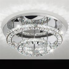 EGLO Kristály Mennyezeti lámpa LED 36W 55cm - Toneria EGLO világítás
