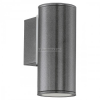 EGLO kültéri falra szerelhető lámpa, antracit, GU10 foglalat, 3W, 200 lm, 3000K melegfehér – Riga – 94102