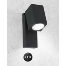 EGLO Sakeda LED kültéri fali 5W 500Lm IP44 antracit kültéri világítás