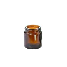 egyéb Ambra üvegtégely 30 ml. smink kiegészítő