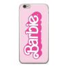egyéb Barbie szilikon tok - Barbie 014 Samsung G980 Galaxy S20 (6.2) pink (MTPCBARBIE4777)