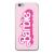 egyéb Barbie szilikon tok - Barbie 014 Samsung G985 Galaxy S20 Plus (6.7) pink (MTPCBARBIE4775)