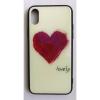 egyéb BH675 Telefon tok BLU-RAY Üveg Heart Iphone 5