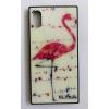 egyéb BH697 Telefon tok BLU-RAY Üveg Bird White Iphone X