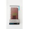 egyéb MyMax Apple iPhone 5G barna oldara nyitható bőr tok