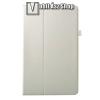 egyéb Notesz tok / mappa tok - asztali tartó funkciós, oldalra nyíló - FEHÉR - SAMSUNG SM-T590 Galaxy Tab A 10.5 Wi-Fi / SAMSUNG SM-T595 Galaxy Tab A 10.5 LTE