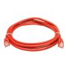 egyéb Rj45 cat5e utp m/m piros kábel 0,5m