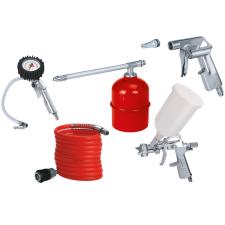 EINHELL 5 Darabos Levegő Eszközkészlet autójavító eszköz