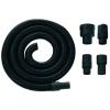 EINHELL porszívó cső hosszabbító 3m (36mm) + 4 féle adapter