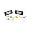 Einparts Audi / Seat / Skoda / VW rendszámtábla LED készlet