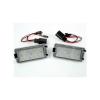 Einparts Seat rendszámtábla LED készlet