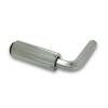 EK Water Blocks EK-AF Extender 50mm M-F G1/4 - Nickel