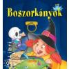 Elektra Kiadóház BOSZORKÁNYOK - SOK KIS NYITHATÓ ABLAKKAL