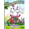 Elektra Kiadóház Matricás kifestő - Húsvéti locsolóversekkel