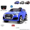 elektromoskisautok.eu Elektromos Kisautó Audi Q7- Lakk Kék