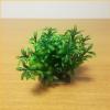 Élethű palás akváriumi műnövény zöld levélzettel (14 x 12.5 cm)