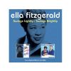 Ella Fitzgerald Swings Lightly / Swings Bright (CD)