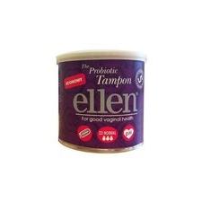 Ellen probiotikus tampon - Normal intim higiénia