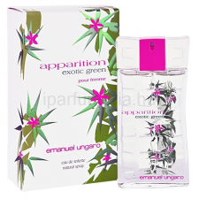 Emanuel Ungaro Apparition Exotic Green EDT 50 ml parfüm és kölni