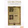 EMB 122 bicinia a 16. századból