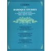 EMB Barokk etűdök szopránfurulyára vagy más dallamhangszerre (fuvolára, oboára vagy hegedűre)