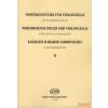 EMB Előadási darabok gordonkáta zongorakísérettel II