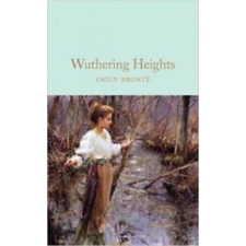 Emily Bronte Wuthering Heights idegen nyelvű könyv