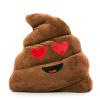 Emoji párna Szerelmes Kaki
