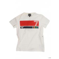 EmporioArmani Kamasz lány Rövid ujjú T Shirt T-SHIRT
