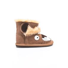 EMU Australia - Gyerek cipő Leo Lion - barna - 1039321-barna