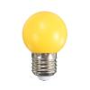 Energiahaza LED lámpa E27 sárga 1 Watt