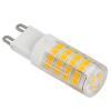 Energiahaza LED lámpa , égő , kukorica , G9 foglalat , 5 Watt , 320° , hideg fehér