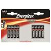 ENERGIZER Elem, AAA mikro, 8 db, ENERGIZER