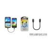 ENERGIZER OTG-micro usb töltő kábel,15cm