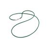 Engelsrufer ERN80SI04 - Engelsrufer szaténlánc zöld 80cm
